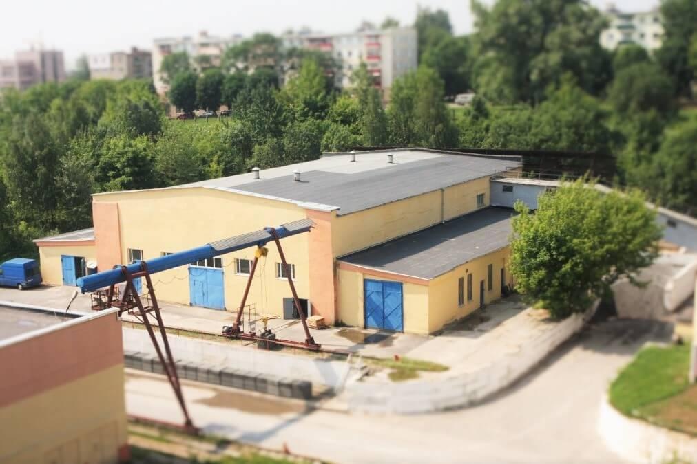 Завод строительных изделий